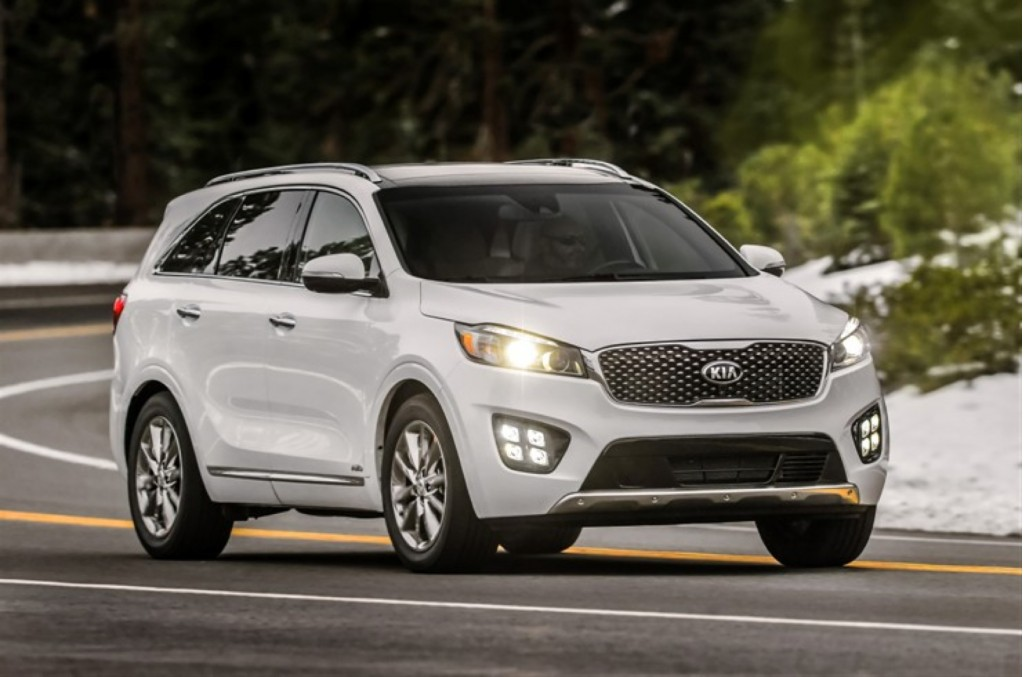 2016 Kia Sorento Pictures/Photos Gallery - Green Car Reports